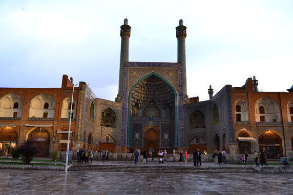 Shah-Moschee in Isfahan