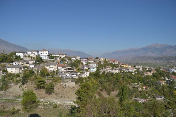 Die Altstadt von Gjirokaster