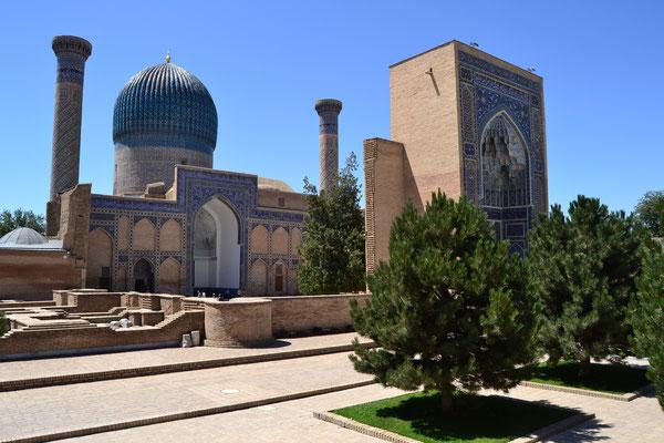 Bibi-Xonum-Moschee in Samarkand