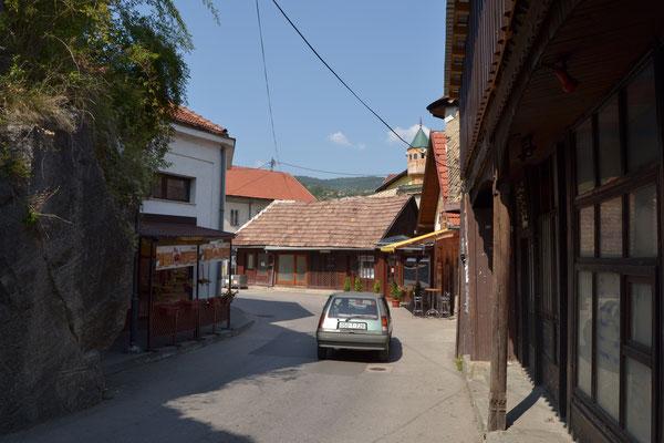 Eindruck aus Jaice, Bosnien Herzegowina