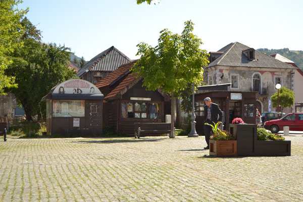 Bergdorf Kolasin, Montenegro