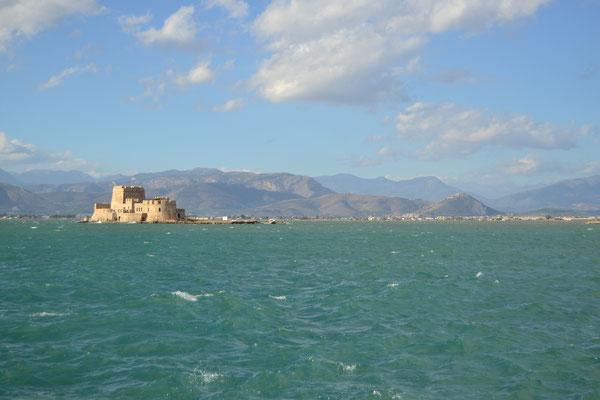 Bucht bei Nafplio