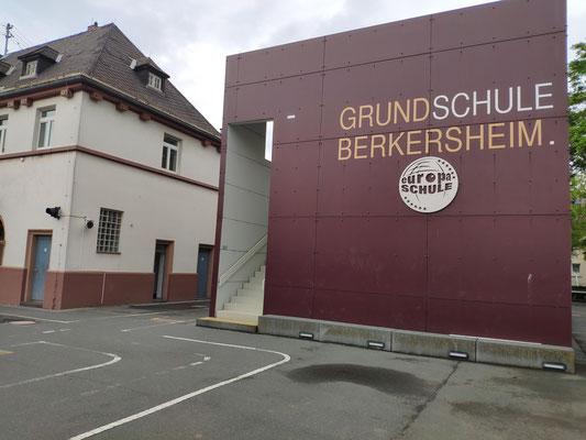 Die alte Berkersheimer Grundschule