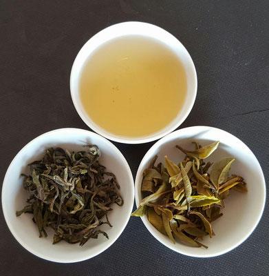 爽やかなグリーンノートと、フローラルな香りが魅力のグレンバーン茶園「ムーンシャイン」