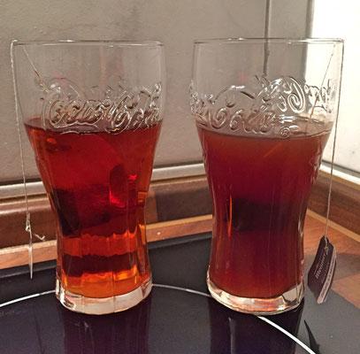 Seitenfoto • Teetest durchgeführt mit Heike Mischorr am 27.10.2015 in Berlin-Heiligensee