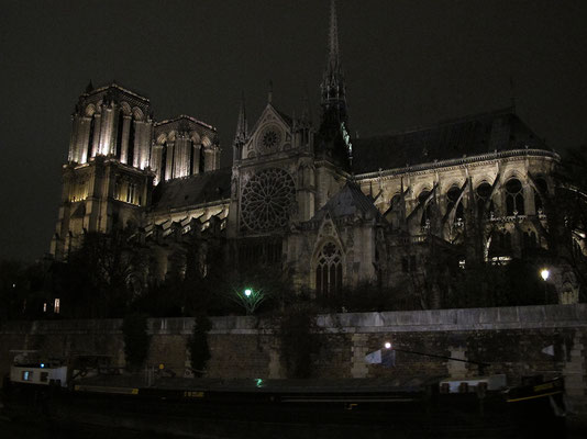 Mais rien de tel que Paris by night.
