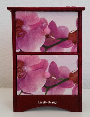 14. Kleiner Schrank/ Orchidee 6,90 €