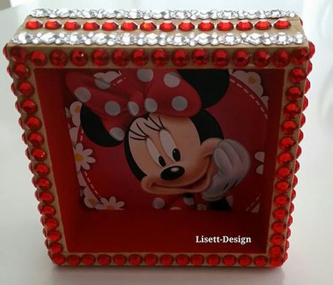 31. Kleinholzkasten/ Mickey