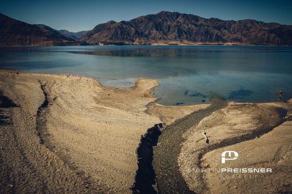 Die Südinsel von Neuseeland bietet die meisten spektakulären Seen