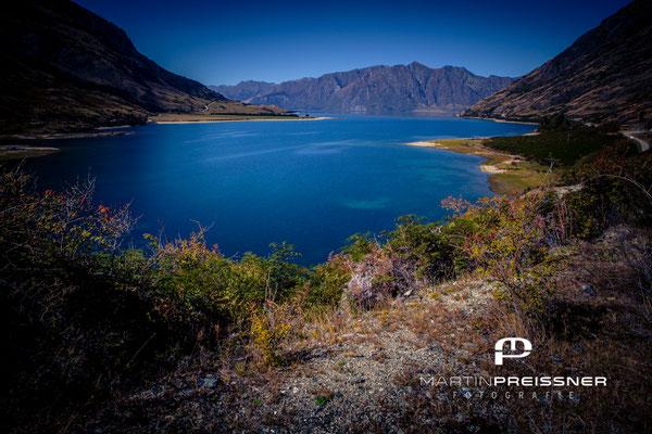 und die wundervolle Landschaft bestaunen!