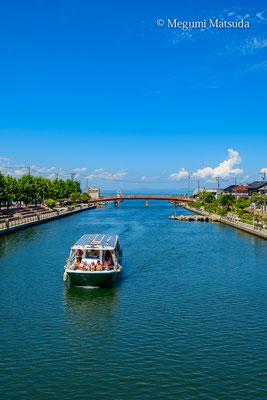 岩瀬運河(富山市)