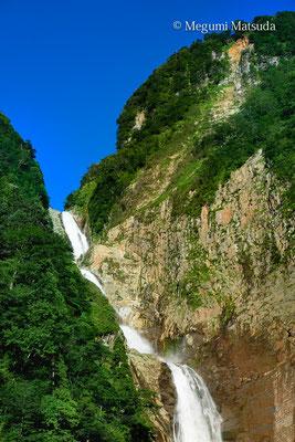 称名滝(中新川群立山町)