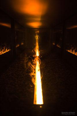 theflame - Wasserdampf über Licht