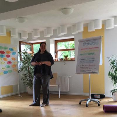 Dagmar Krüger Vortrag Stressmanagement