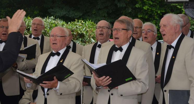 11 Juni 2016 Ständchen Zur Goldenen Hochzeit Von Unserem