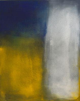 """""""Zauberwelt"""", 100x80 cm, Pigment auf Baumwolle"""