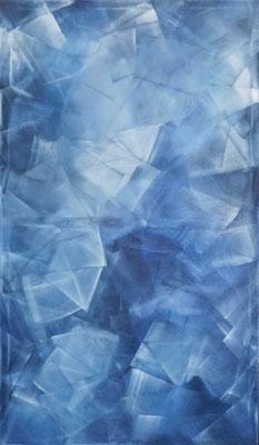 """Einklang"", 120x70, Acryl auf Leinwand"