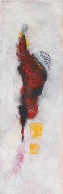"""Perspektive"" 90x30 cm Acryl auf Leinwand"