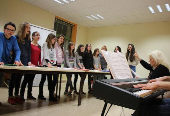 Chorale Adolescents