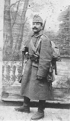 Bassetti (?) Vienna, 15/12/1916.