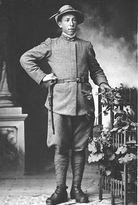 Novembre 1917. Da Remo Moresco.