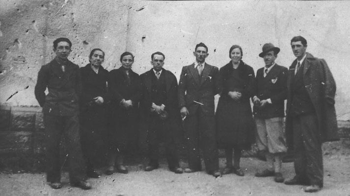 Immigrati Germania, 1939. Da Remo Moresco