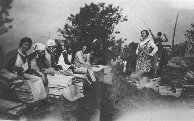 Gruppo di donne lavoratrici