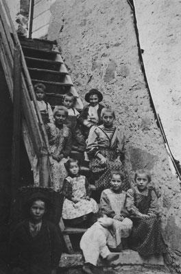 Casa Genoveffa oggi Casa Sester, 1913