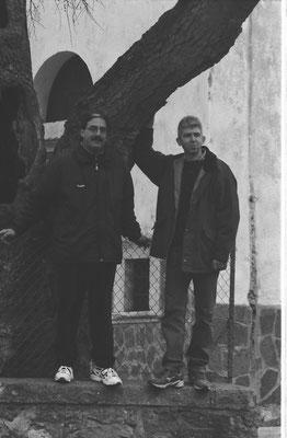 Da sinistra: Luigi Stenico e Stefano Andreolli