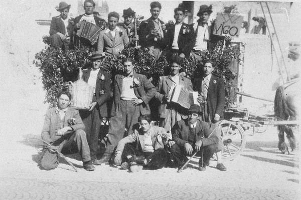 Carnevale , 1946.