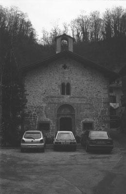 Chiesa di San Lazzaro. Da Silvano Pedrolli