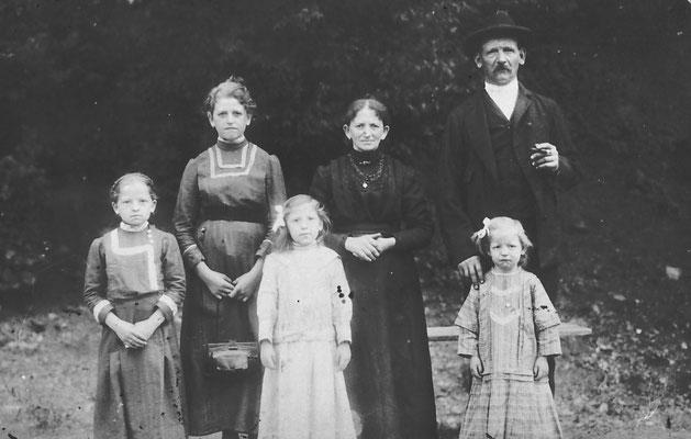 Famiglia di 6 persone