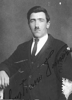 Oste Sebastiano Tomasi, 1930.