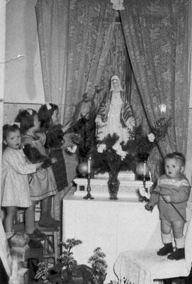 Madonna e bambini