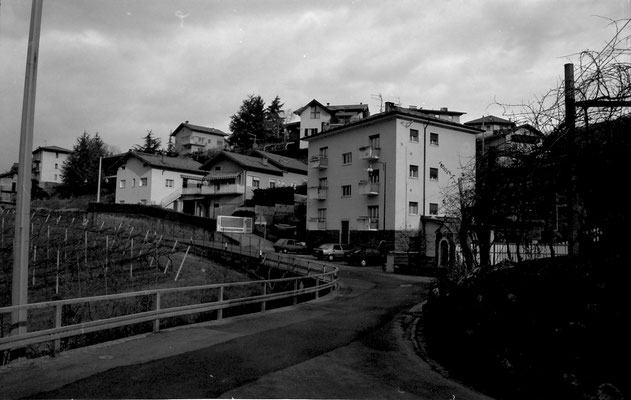39. La cosiddetta 'Casa Nova' comunale, anni '80