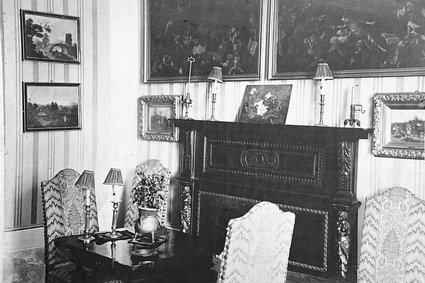 Villa Salvadori Zanatta (interni)