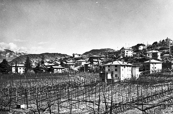 9. Panorama di Meano, anni '60 - '70. Mirko Saltori da Sergio Uber