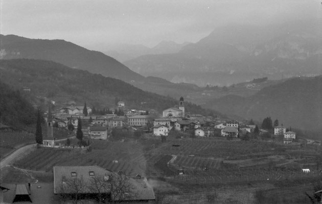 casa ex Sontacchi. Da Silvano Pedrolli.