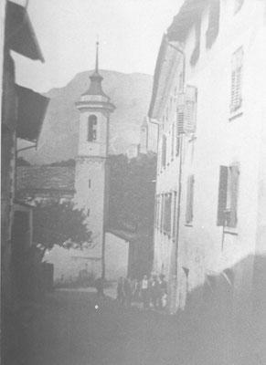 Gazzadina, anni '40-'50.