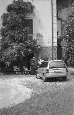 Villa Salvadori Zanatta con la contessa Eleonora Salvadori Zanatta