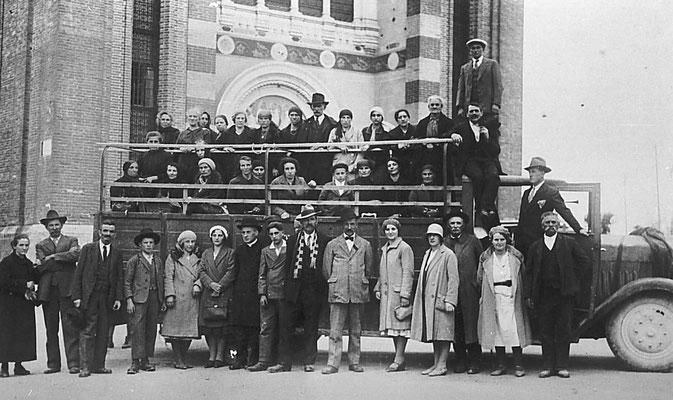 1933, Archivio scuola elementare di Vigo Meano