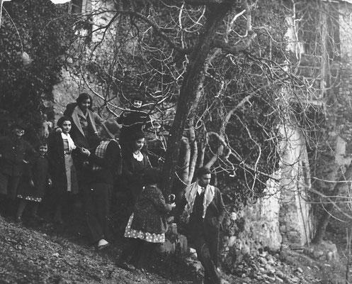 Da sinistra: Giuliano Marchi, Giuseppe Volani, Sebastiano Tomasi