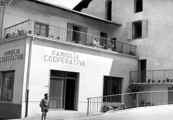 12. Cooperativa di Meano dopo i lavori, primi anni '60