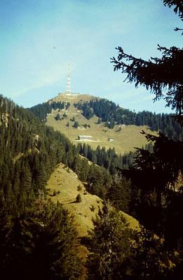 Grünten: Grüntenhaus & Gipfel (BR-Sender)