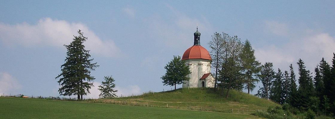 Die Buschelkapelle bei Ottobeuren
