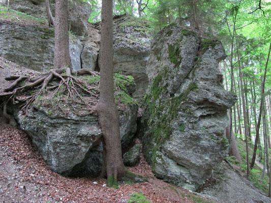 Obergünzburg-Liebenthann (Teufelsküche)