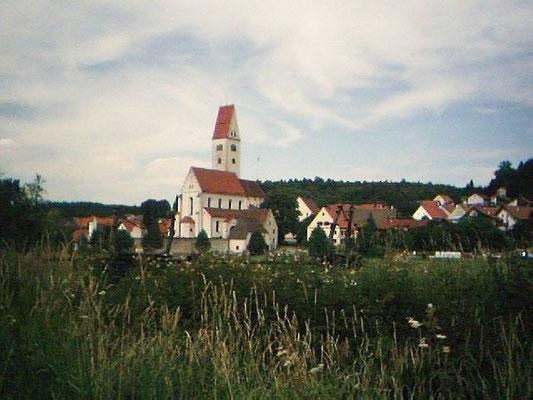 Kirchhaslach (Wallfahrtskirche)
