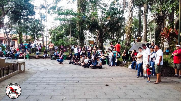 Colectivo Legión Latina (08/03/18)