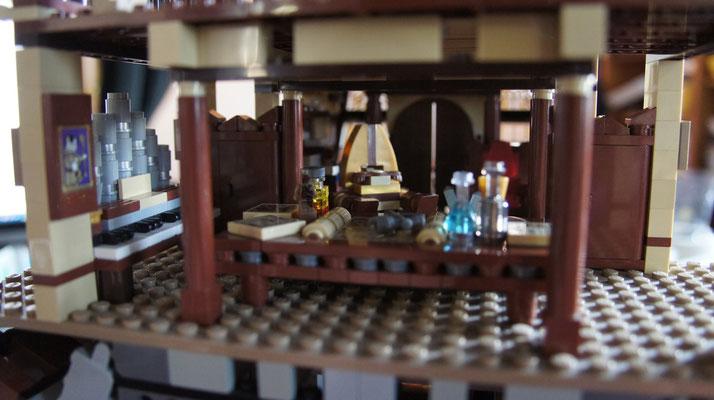 Morning star galeone pirata giancasstud for 2 piani piano cabina storia
