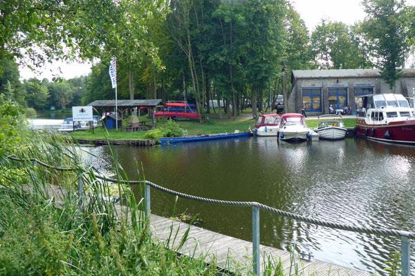 Marina Alter Hafen.